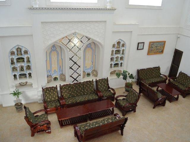 Boechara - Hotel Siyavush *** - lounge