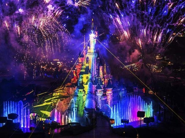 Disneyland Paris - Pride