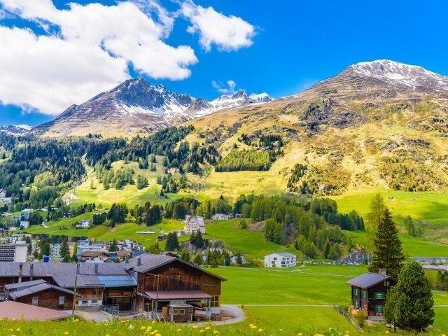 Zwitserland - Davos