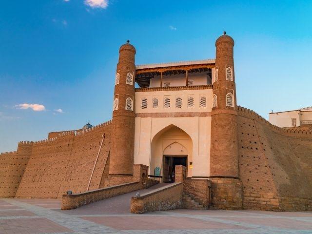 Uzbekistan - Boechara