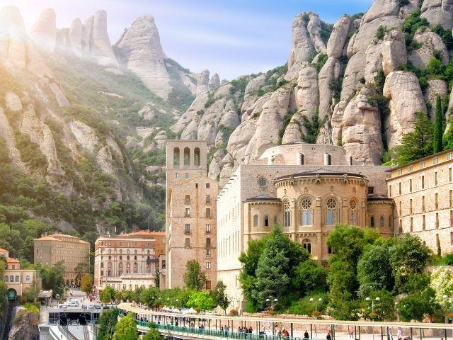 Spanje_Montserrat