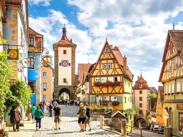 Duitsland - Rothenburg ob der Tauber