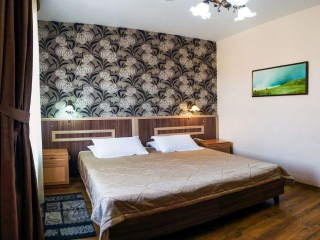 Bishkek - Hotel Asia Mountains *** - voorbeeldkamer