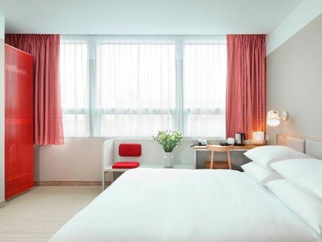 Poznan - Hotel Altus Poznan Old Town *** - voorbeeldkamer