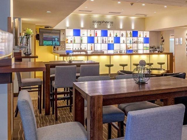 Frankfurt - Best Western Macrander Hotel Frankfurt **** - bar