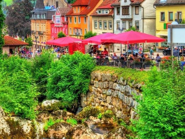 Duitsland - Triberg
