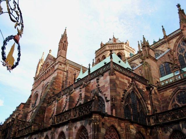 Frankrijk_Elzas_Straatsburg_kathedraal