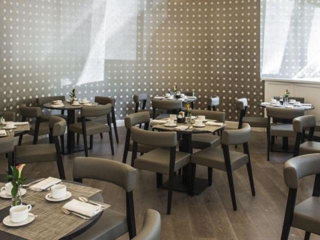 Italië - Rome - Starhotels Michelangelo **** - restaurant
