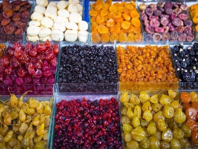 Armenië - markt
