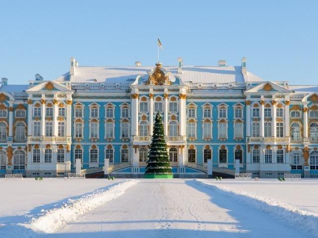 Rusland - Sint Petersburg - Hermitage