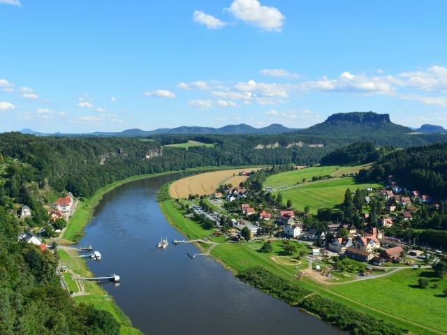 Duitsland - Bad Schandau - Elbe