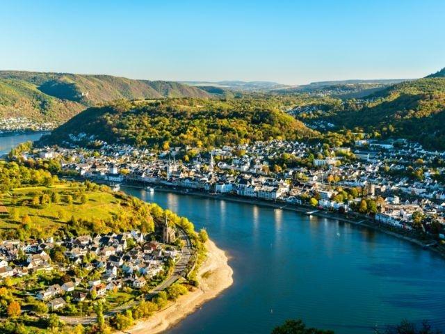 Duitsland - Boppard en Filsen - Rijn