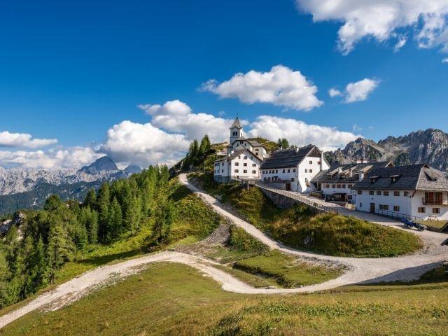 Italië - Monte Lussari