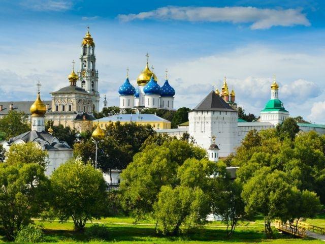 Rusland - Sergiev Posad