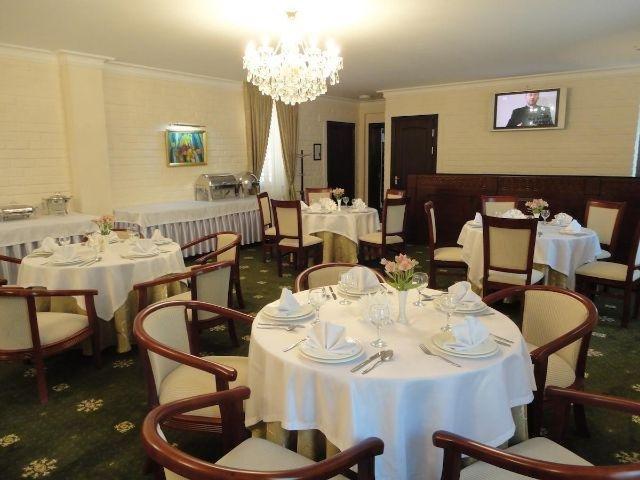 Tashkent - Arien Plaza *** - restaurant