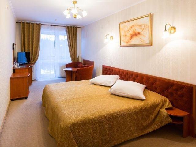 Yaremche - Hotel Stanislavskiy *** - voorbeeldkamer