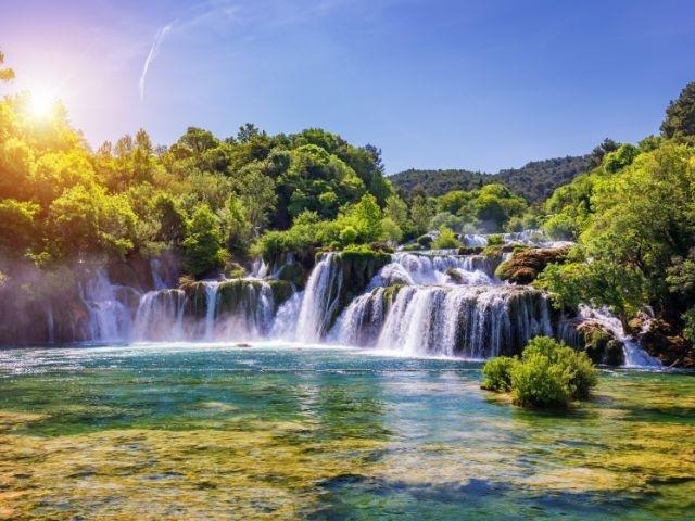 Kroatië - Krka