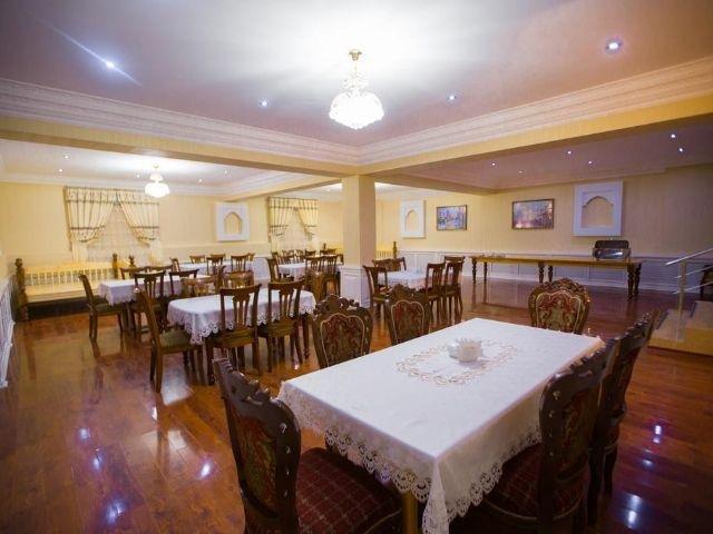 Samarkand - City Hotel *** - restaurant