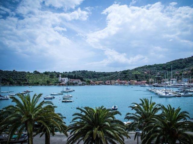 Le Grazie - Hotel Della Baia *** - uitzicht