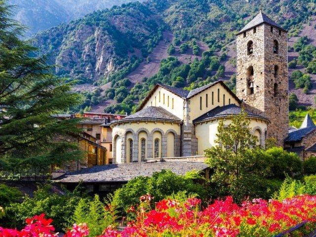 Spanje_Andorra