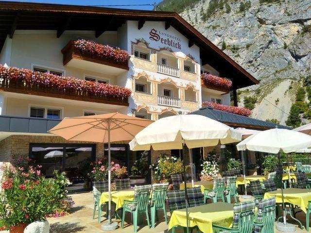 Oostenrijk - Nassereith - Hotel Seeblick ***