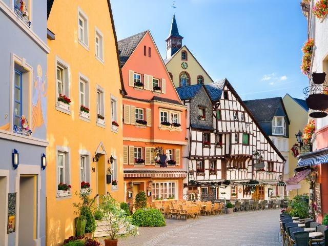 Duitsland - Bernkastel-Kues