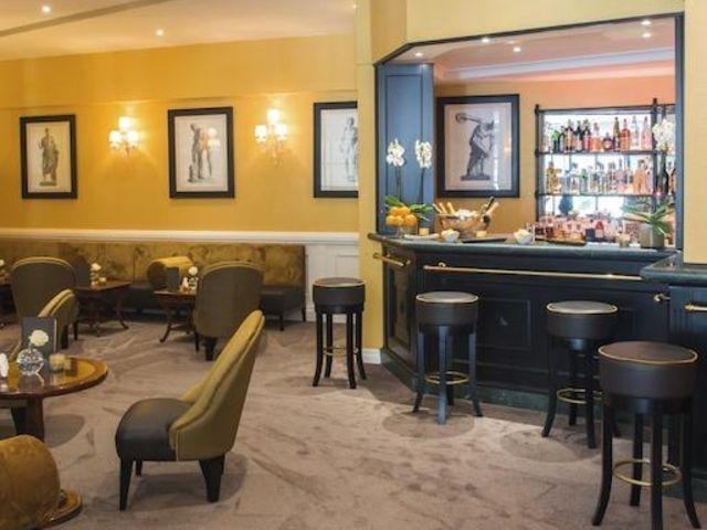 Italië - Rome - Starhotels Michelangelo **** - bar