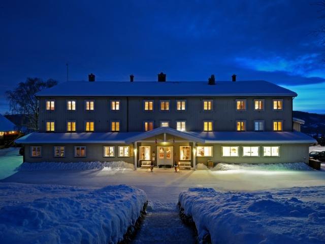 Hafjell - Nermo Hotel & Apartments - Aanzicht hotel