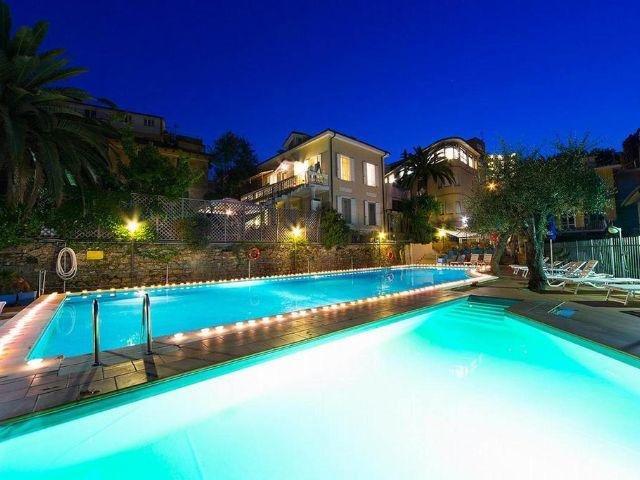 Diano Marina - Hotel Villa Igea *** - zwembad