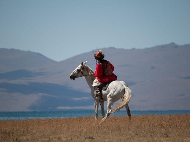 Kirgistan - Son Kul