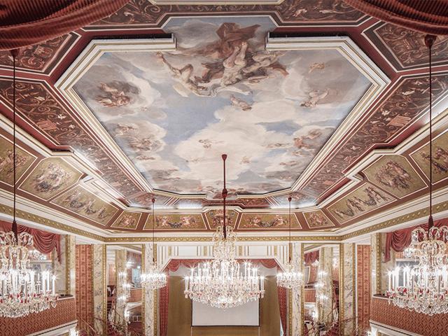 Wenen - Parkhotel Schönbrunn ****