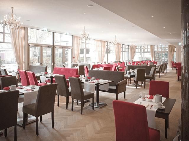 Wenen - Parkhotel Schönbrunn **** - restaurant