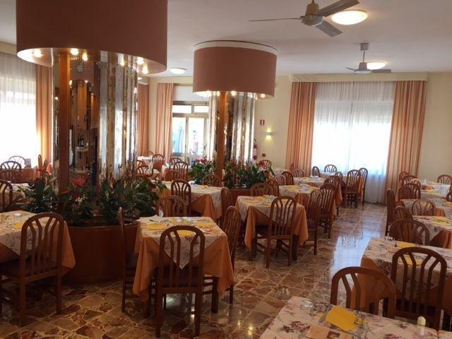 Italië - Diano Marina - Hotel Kristall *** - restaurant
