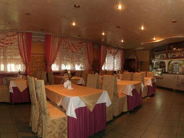 Lviv - Hotel Nton *** - restaurant