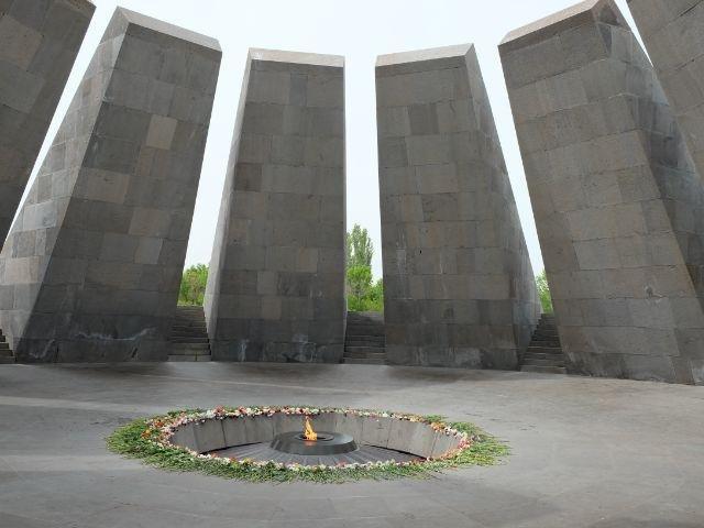 Armenië - Tsitsernakaberd