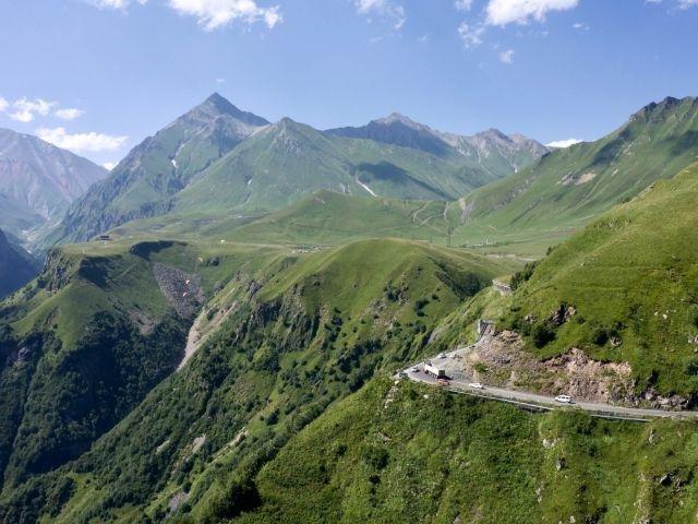 Georgië - Kaukasus