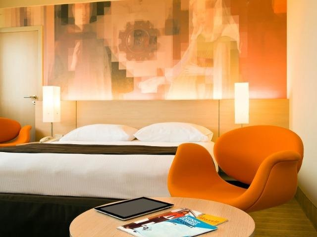 Hasselt - Radisson Blu Hotel Hasselt - Kamer
