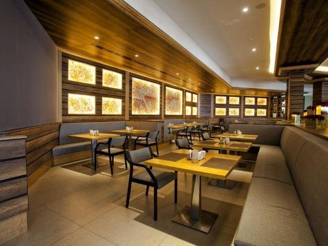 Gudauri - Marco Polo **** - restaurant