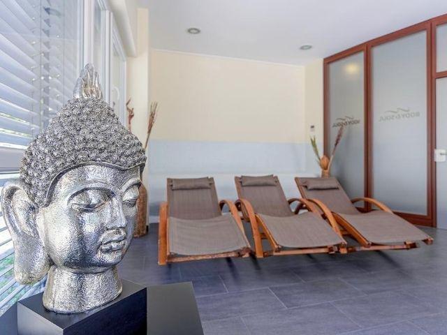 Frankfurt - Best Western Macrander Hotel Frankfurt **** - sauna