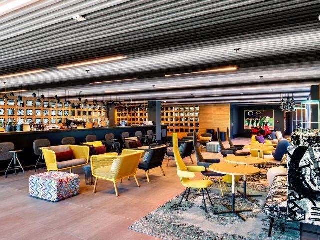 Tbilisi - Radius Hotel Tbilisi *** - bar - lounge