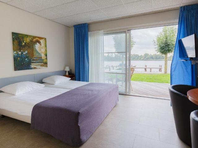 Nederland_Friesland_Earnewald_Hotel Princenhof***_voorbeeld kamer