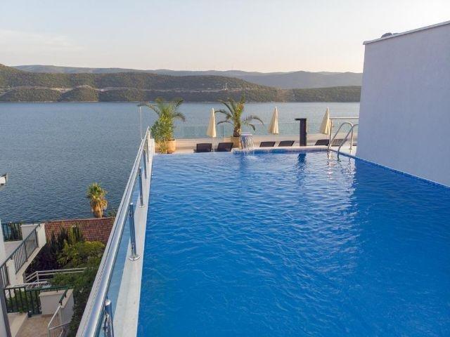 Neum - Hotel Nova **** - zwembad