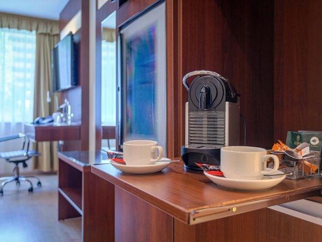 Frankfurt - Best Western Macrander Hotel Frankfurt **** - 2-persoonskamer
