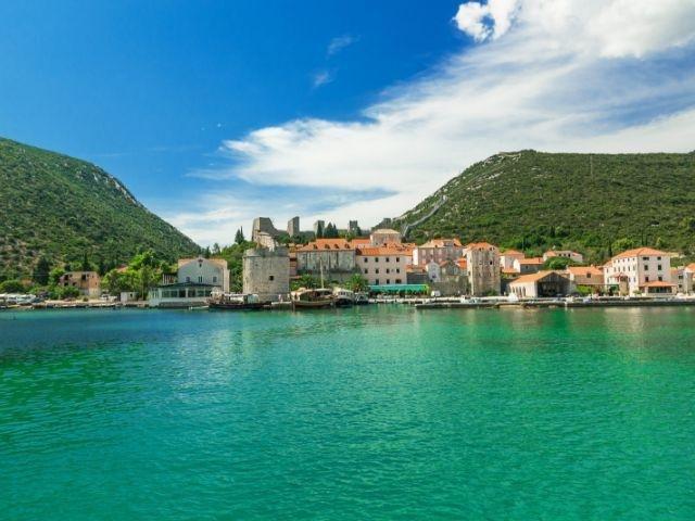 Kroatië - Ston