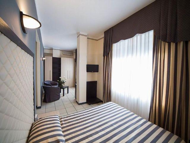 Diano Marina - Hotel Villa Igea *** - voorbeeldkamer