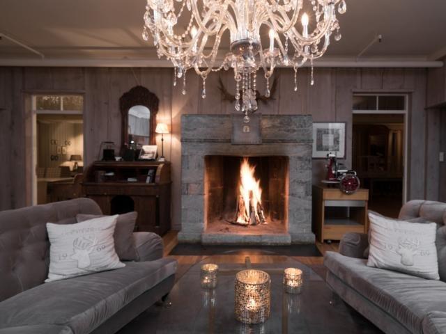 Hafjell - Nermo Hotel & Apartments - Lobby