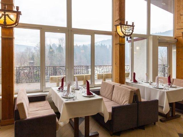Yaremche - Hotel Stanislavskiy *** - restaurant