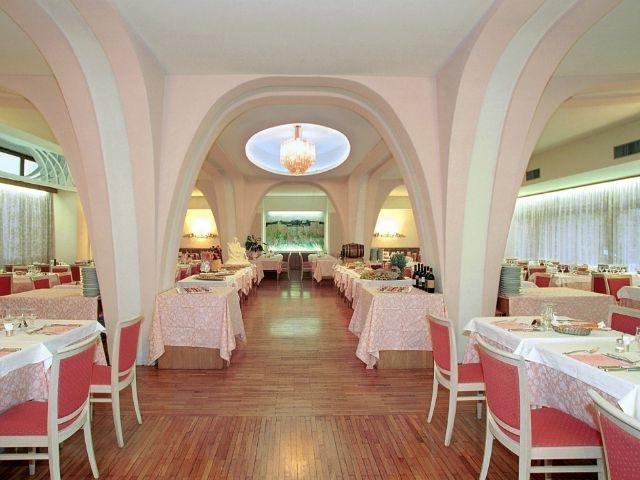 Montecatini Terme - Hotel Biondi **** - restaurant