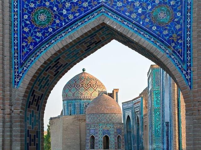 Uzbekistan - Samarkand