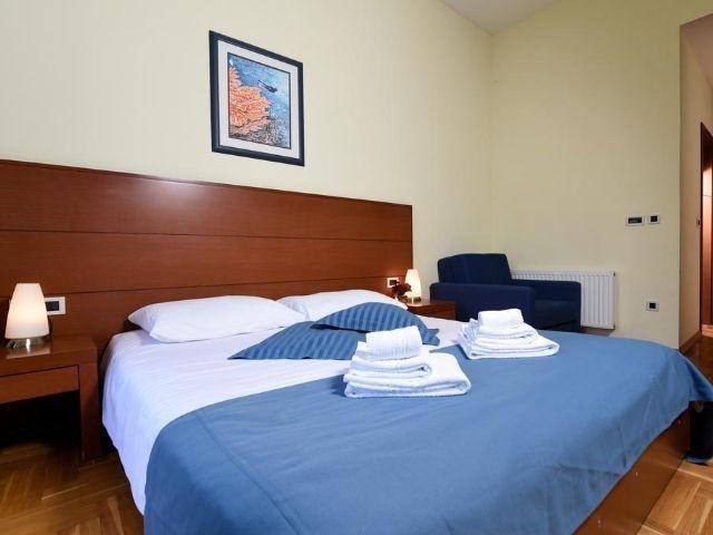 Kroatië - Hotel Park*** - voorbeeldkamer